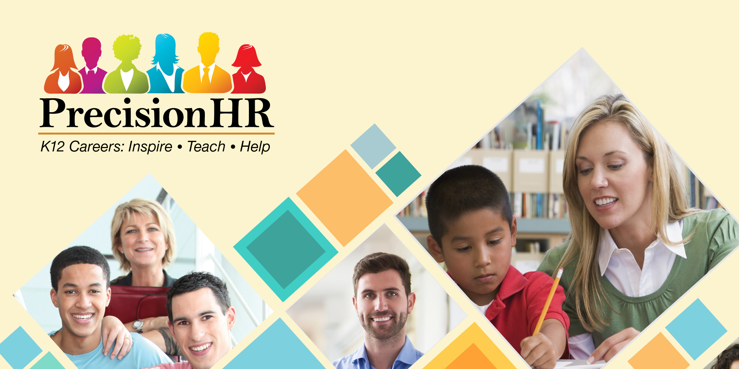 Precision HR - Teachers Aides (Long Term and Day to Day Substitute Openings) banner image