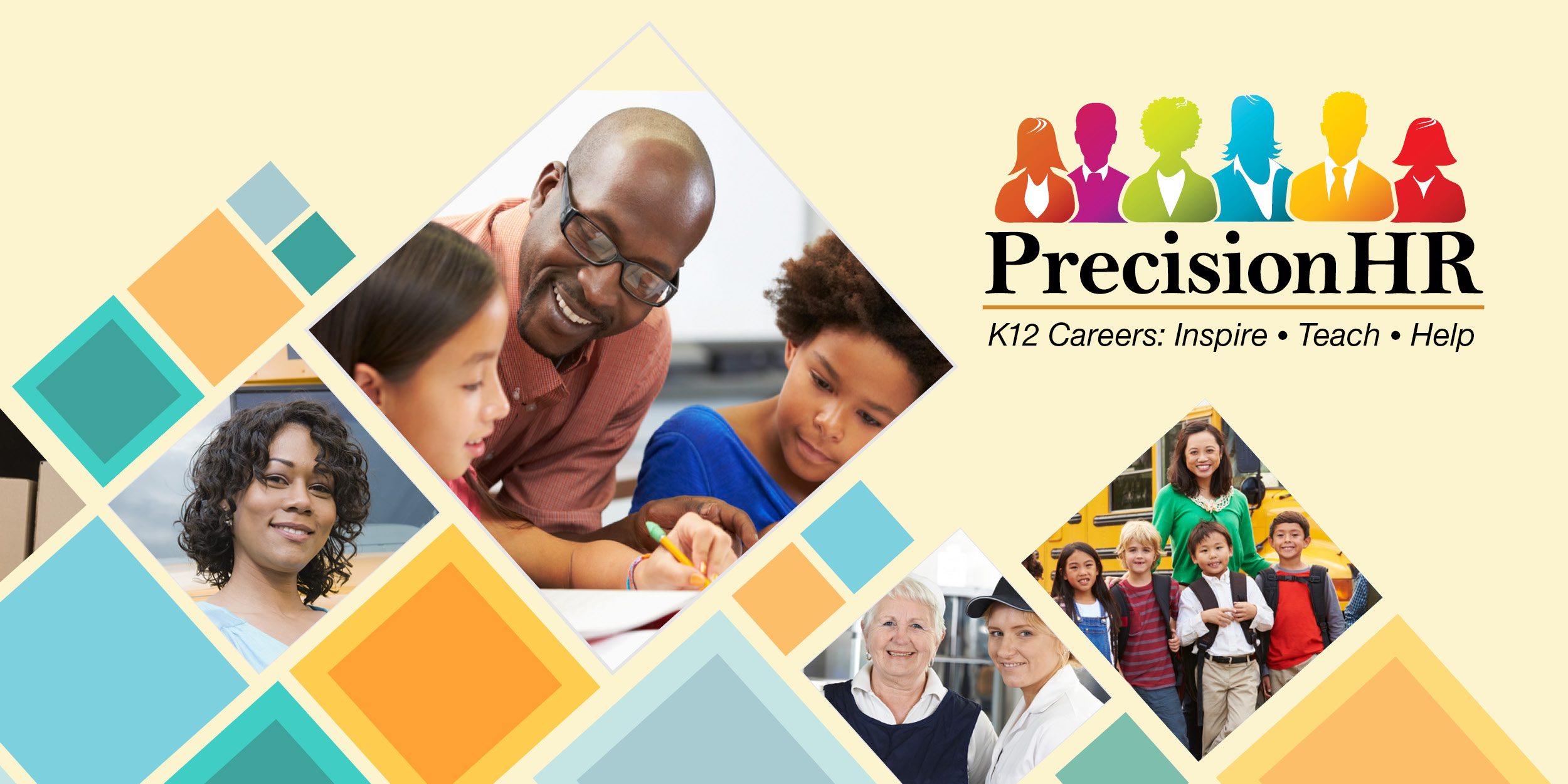 Precision HR - Special Education Teacher banner image